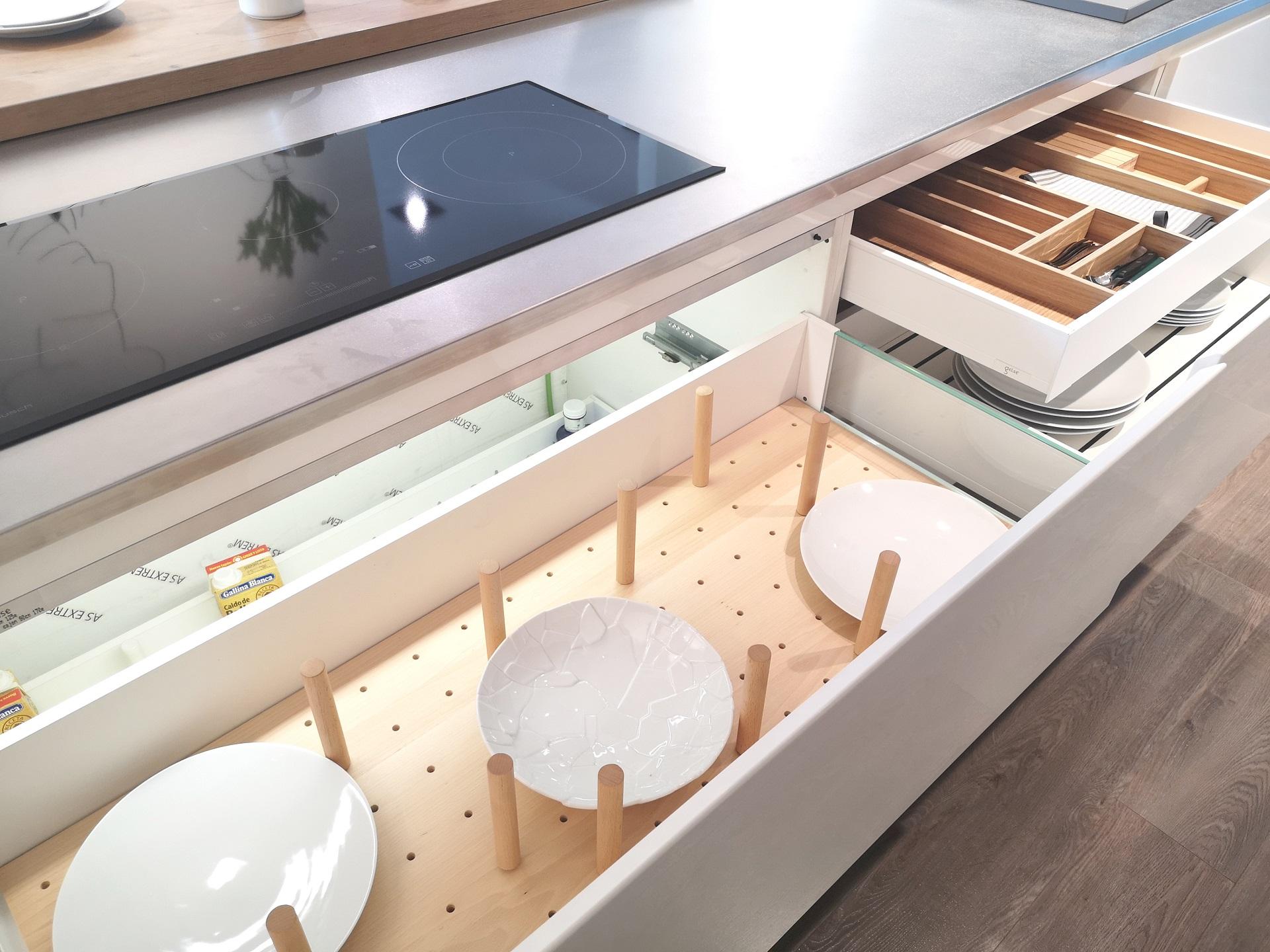 como optimizar cocinas muebles especiales