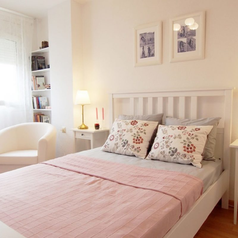 Reforma Interiorismo Dormitorio Sabadell