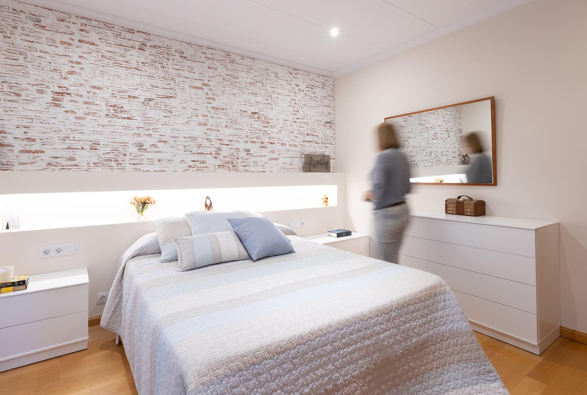 Reforma baño dormitorio Sabadell