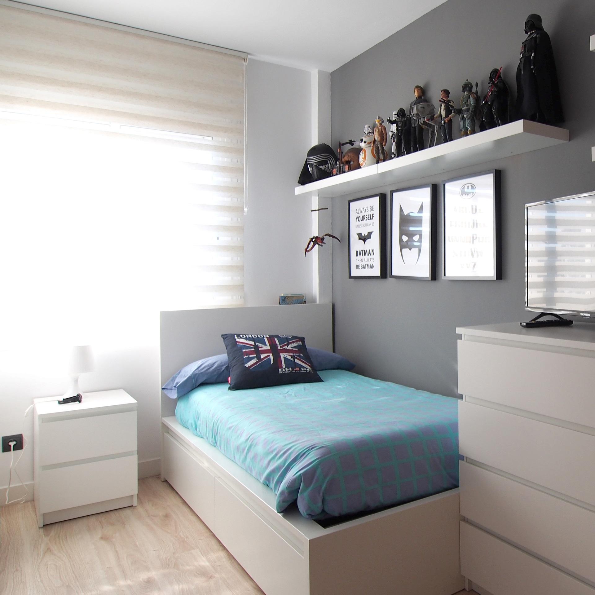 tejido en habitaciones