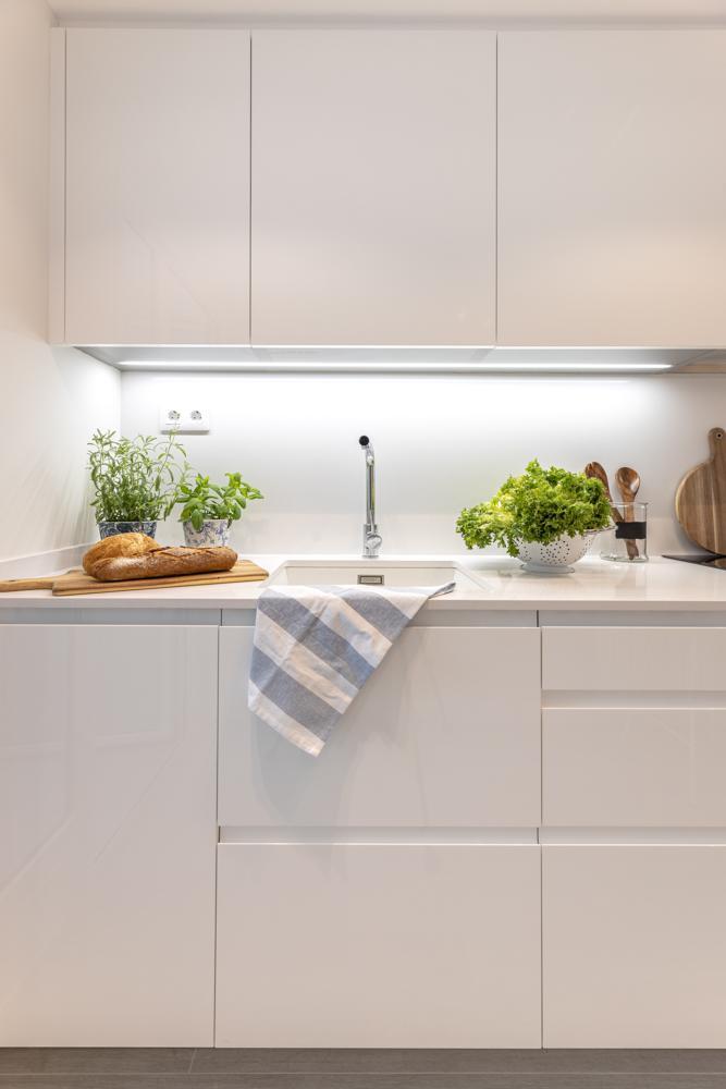 Reforma cocina y baño en Pallejà